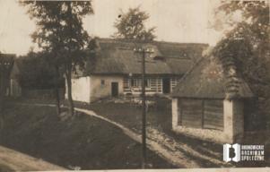 Chałupa Mikołajczyków przy ul. Zielony Most