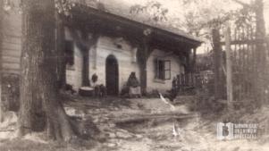 Chata rodzinna Marii Rydlowej przy ul. Zielony Most 78